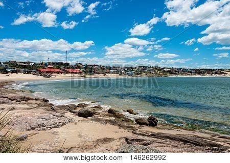 Punta del Diablo Beach popular tourist place in Uruguay