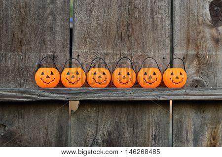 Halloween Orange Pumpkin