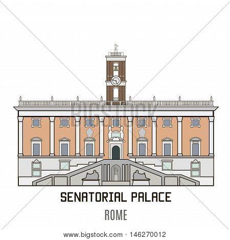 Senatorial Palace, Rome