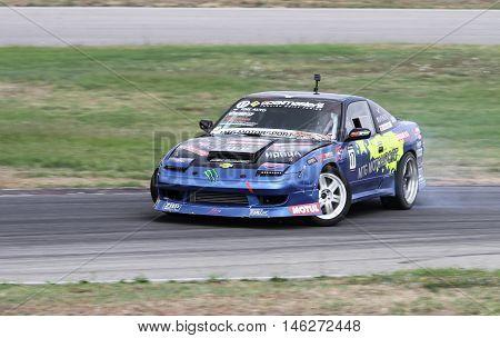 Apex Masters Turkish Drift Series Izmit Race