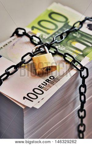 Secured Euros