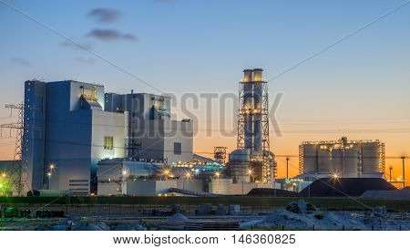 Brand New Coal Power Plant