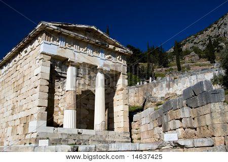 Delphi Greece poster