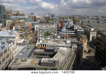 London Buildings And Streets
