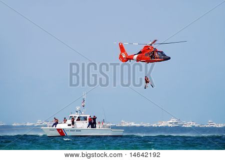 Sea Rescue Operation