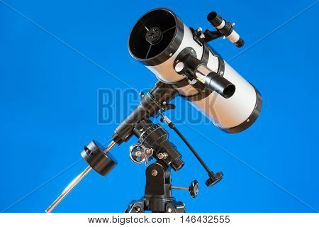 amateur telescope for astronomical observations