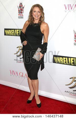 LOS ANGELES - SEP 7:  Dina Meyer at the