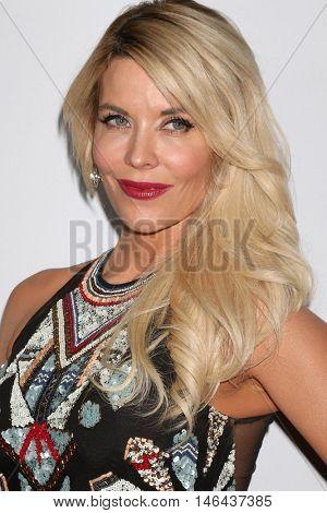 LOS ANGELES - SEP 7:  McKenzie Westmore at the
