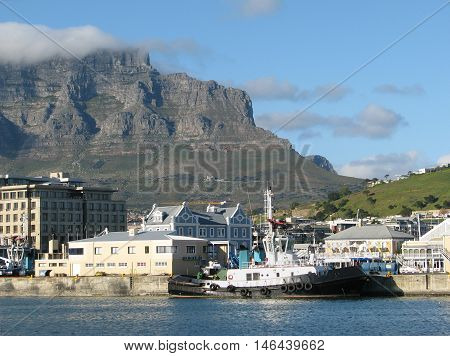 The Victoria And Alfred Water Front, Cape Town South Africa