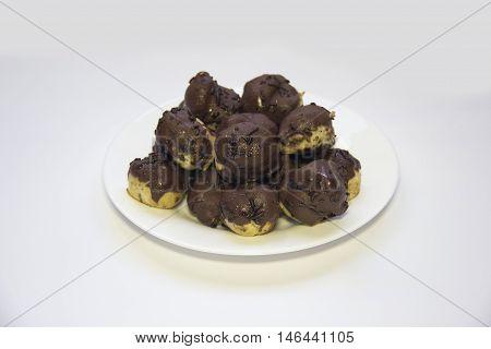 Chocolate Cupcake. Carolina, Sweet Typical Brazilian.