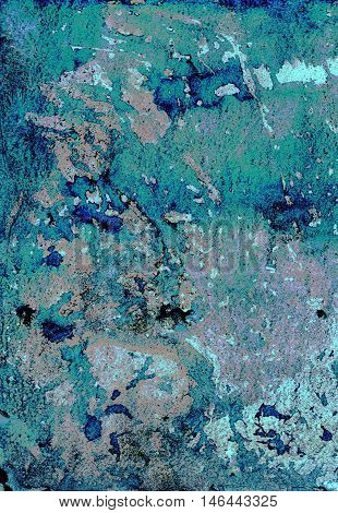 green mold texture wall background marble mould grunge blue old backdrop abstract stone textured surface gray ceramic color design nature vintage detail structure paint rough damaged white