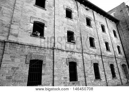 The Risiera of San Sabba is a brick-built compound located in Trieste northern Italy that functioned during World War II as a Nazi concentration camp