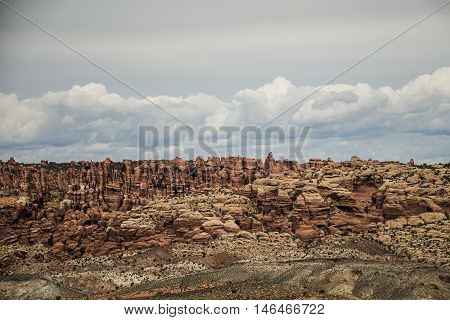 Moab Utah Arches National Parc Sand Rocks 5