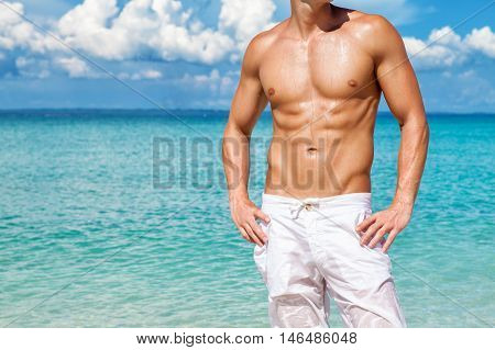 Perfect Beach Body For The Summer