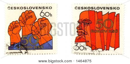 Communism Concepts From Czechoslovakia