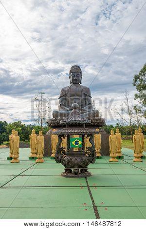 Buddha Statue An Amulet Of Buddhism Religion