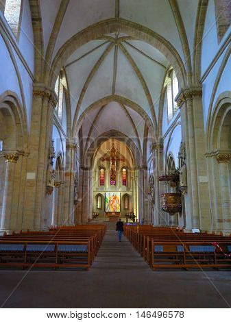 Saint Peters Cathedral, Osnabruck