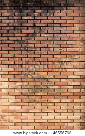 texture or patterned old brick wall background