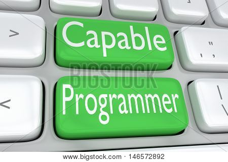 Capable Programmer Concept