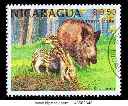 Nicaragua - Circa 1988