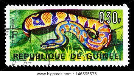 Guinee- Circa 1970