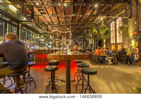 Cafe Westergasfabriek