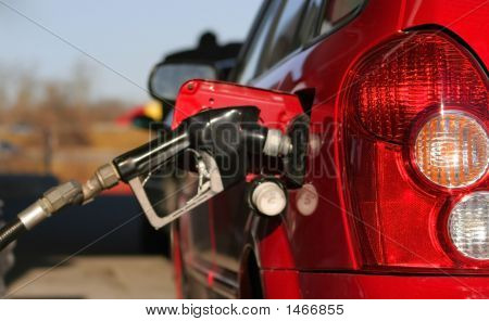 Gas Filling Up