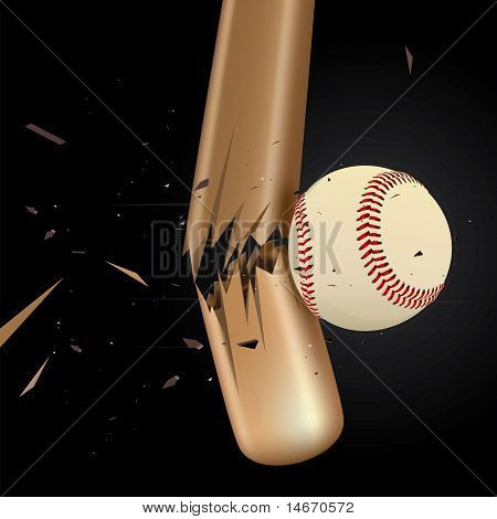 Baseball Design Element Set 3