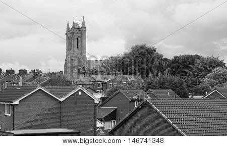 View Of Leyland