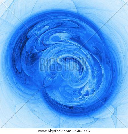 Chaos Blue Wheel