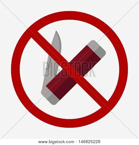 Jackknife Icon Illustration