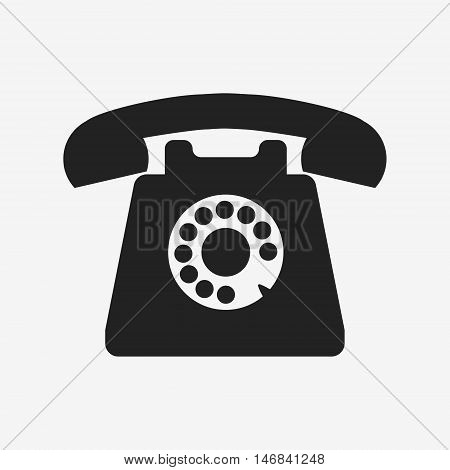 Retro Styled Telephone