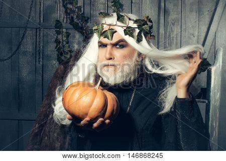 Fairytale Old Sorcerer