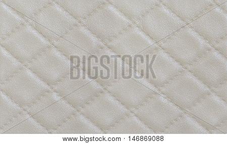 gray leather upholstery background pattern texture decoration