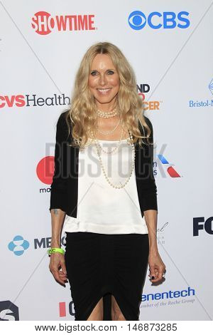 LOS ANGELES - SEP 9:  Alana Stewart at the 5th Biennial Stand Up To Cancer at the Walt Disney Concert Hall on September 9, 2016 in Los Angeles, CA