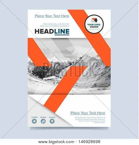 Brochure Design Creative Brochure Vector Photo Bigstock