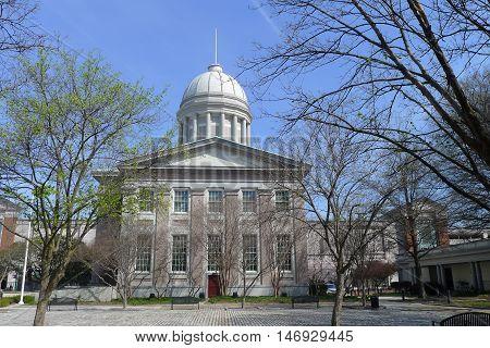 Norfolk, VA - March 24: Norfolk City Hall in Norfolk, Virginia on March 24, 2016