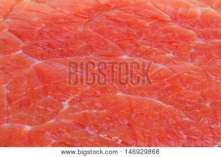 Beef slice  for cooking steak in kitchen