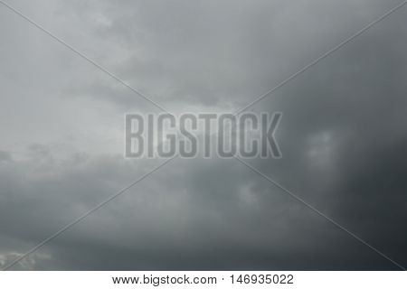 Dark Clouds Before Rain