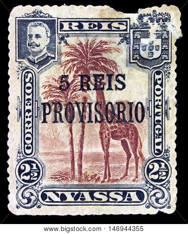 Portugal - Circa 1909