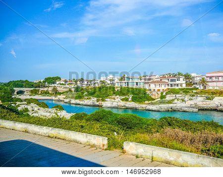 Hdr La Ciutadella Beach