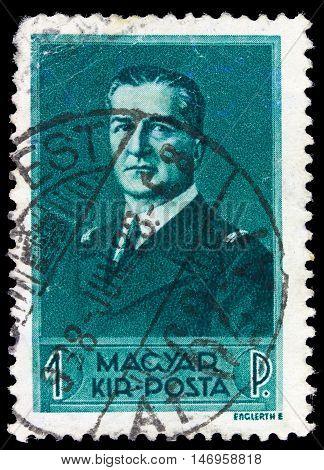 Hungary - Circa 1938