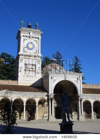 Clock Tower, Udine