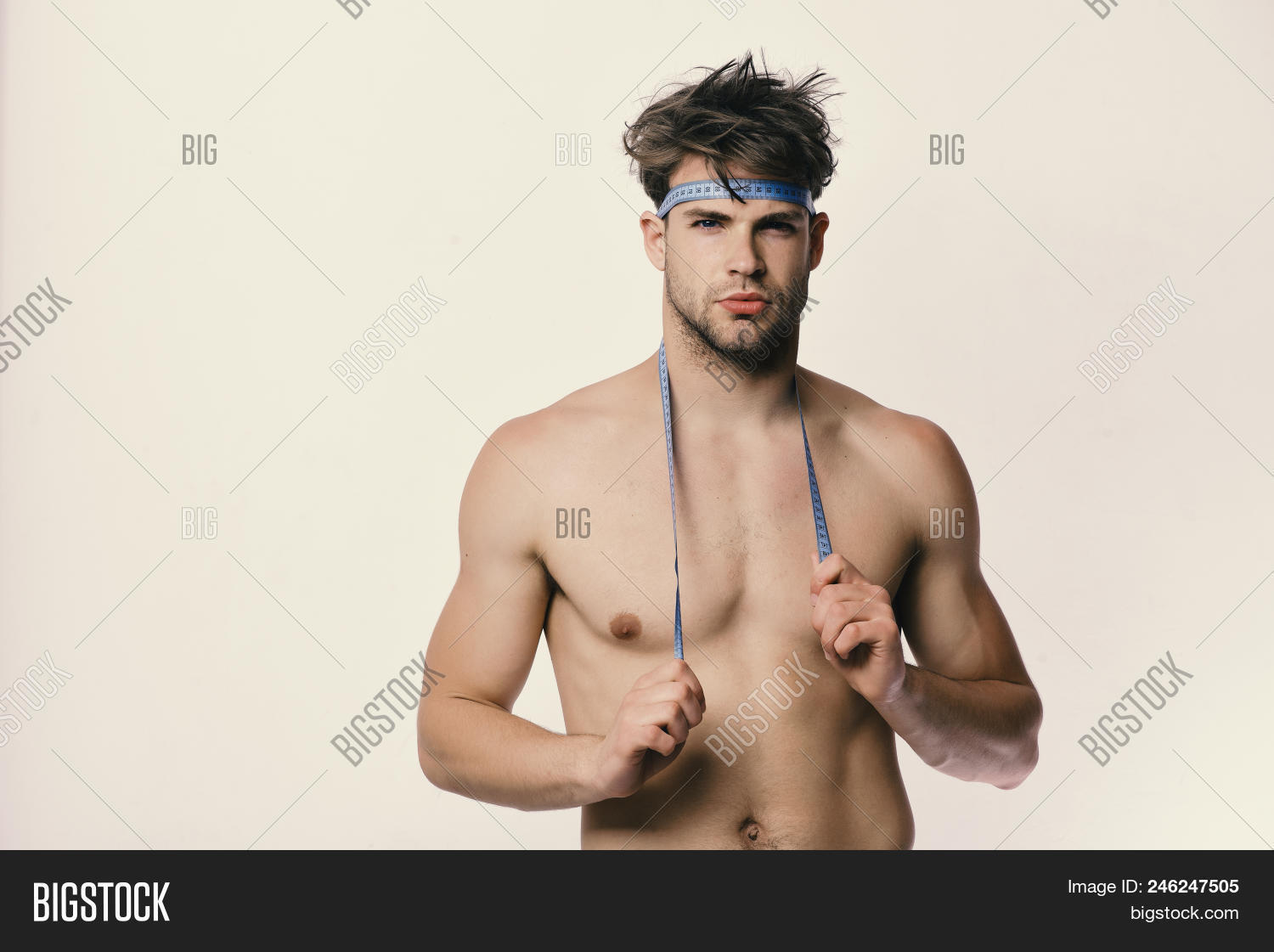 Serious face guy naked pic 717