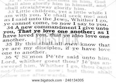 Scriptures Bible Image & Photo (Free Trial) | Bigstock