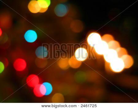 Defocussed Christmas Decorations Img_1469