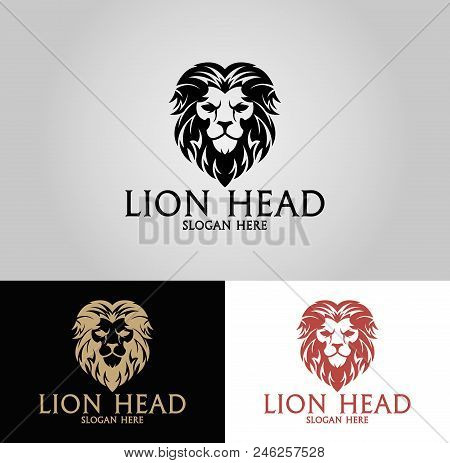 Lion_head_logotype
