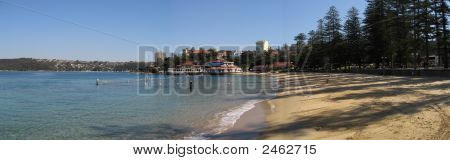 Manly Wharf Beach