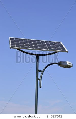 photovoltaic light