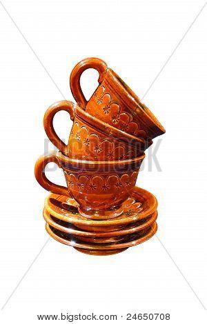 Eastern Tea Set